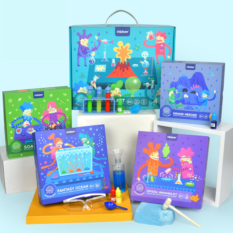 Science Explorer Kits