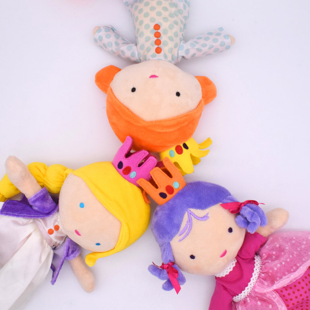 Labebe Princess Dress-up Dolls