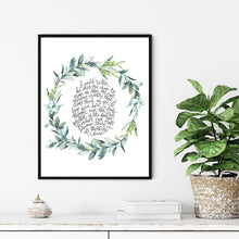 Load image into Gallery viewer, CS Lewis Quote Print Bible Verse Scripture Wall Art Canvas Painting Farmhouse Wall Decor Christian Poster Gift Home Decoration