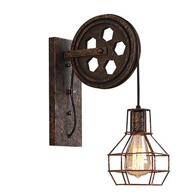 Pulley Indoor Lighting