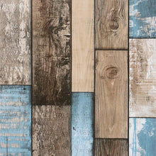 Load image into Gallery viewer, 3D Rustic Wood Wallpaper