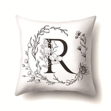 Load image into Gallery viewer, Nordic Style Letter Wreath Kussenhoes Sofa Seat Car Seat Farmhouse Pillows Gift Pillow Case Home Office Furniture Decor