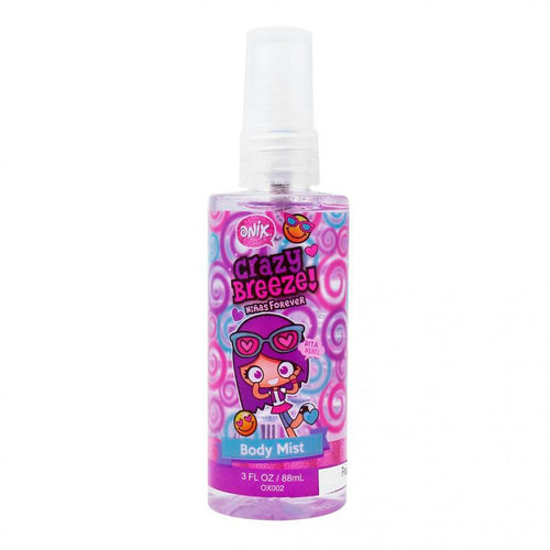 BODY MIST CRAZY BREEZE