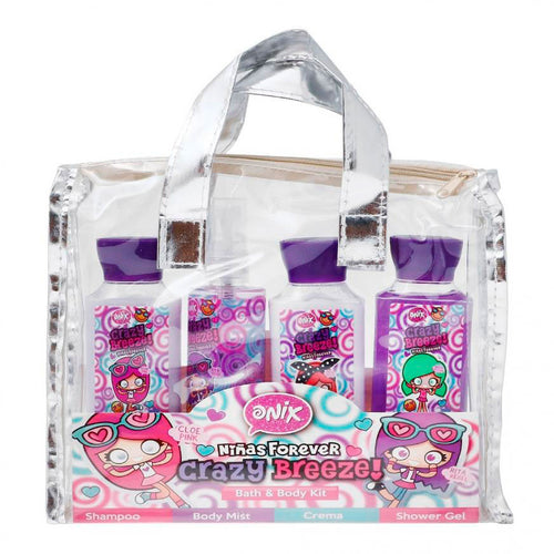 KIT DE BAÑO BOLSA CRAZY BREEZE