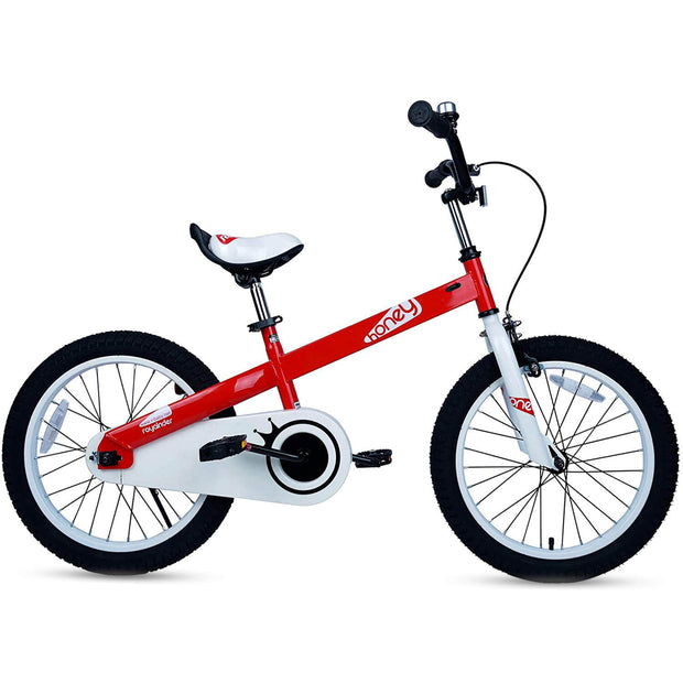 Royalbaby Honey Kids Bike for Boys and Girls 12 14 16 18 inch,Red