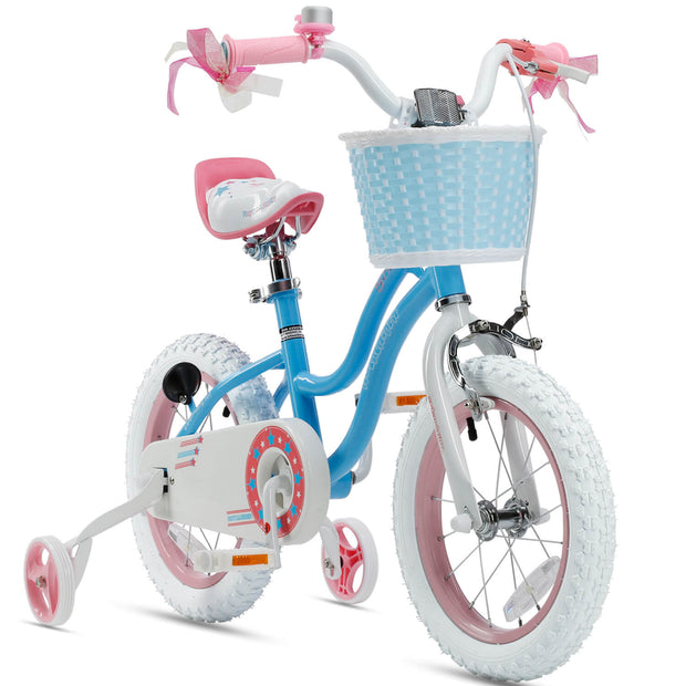 Royalbaby Stargirl Girls Kids Bike 12 14 16 18 Inch,Blue