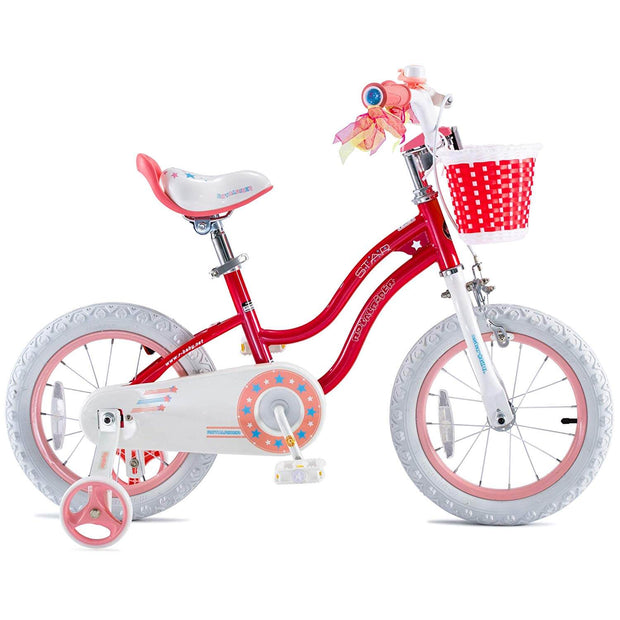 Royalbaby Stargirl Girls Kids Bike 12 14 16 18 Inch,Pink