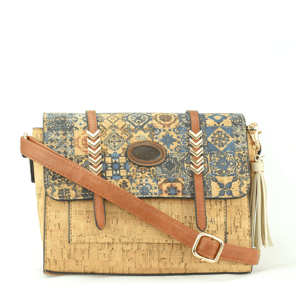 AK Shoulder Bag Madeira - Alles Kork - Fashion aus Kork
