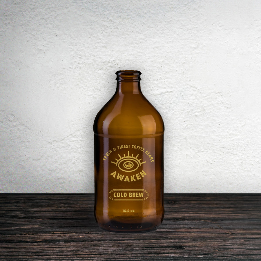 Stubby Bottle 11 oz
