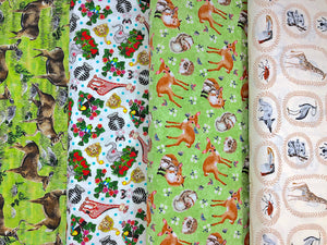 Miscellaneous Animal Fabric