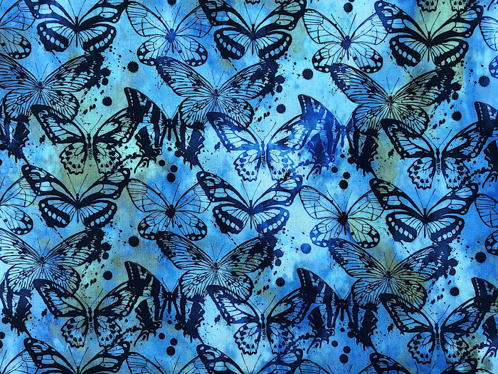 Seasons Butterfly Batik - BATIK-43