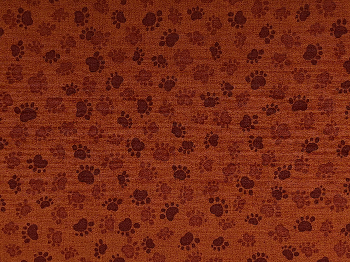 Where's the cat paw print fabric - CAT-61