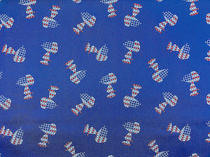 Patriotic Snoopy Fabric