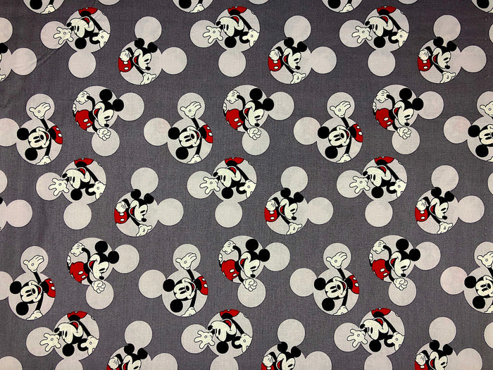 Mickey Mouse Fabric - CC-48