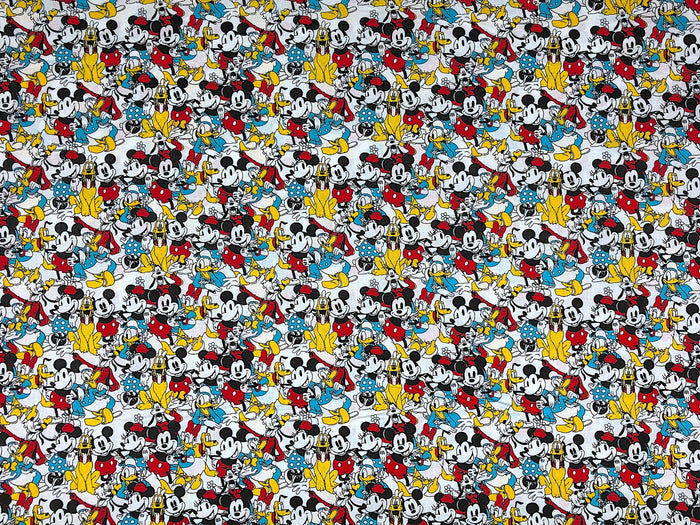 Mickey and Minnie Mouse - CC-54