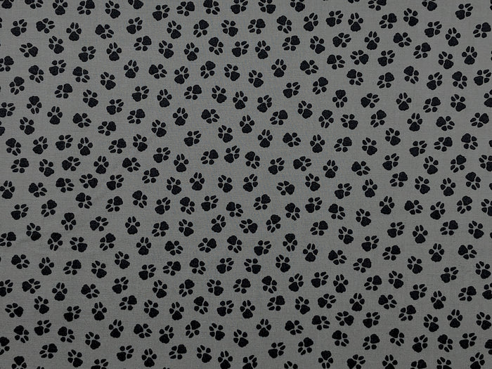 Paw Print Fabric - DOG-39