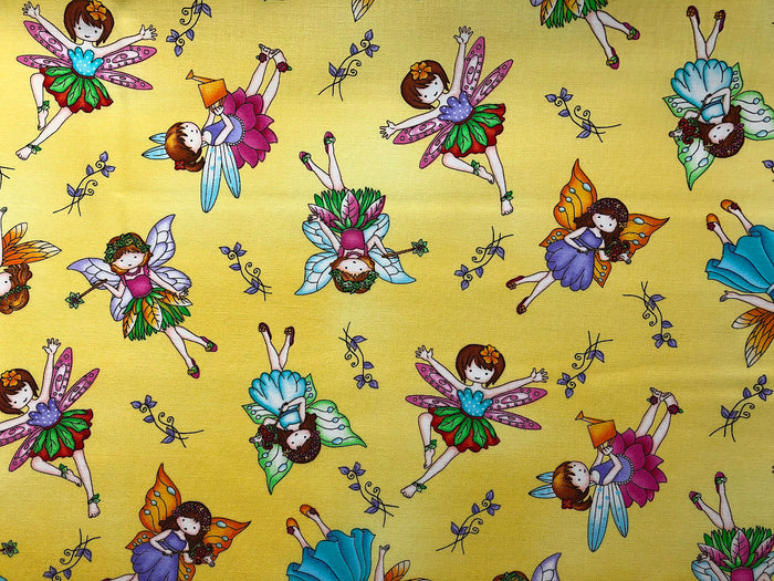 Fairy Land Fabric - MISC-37