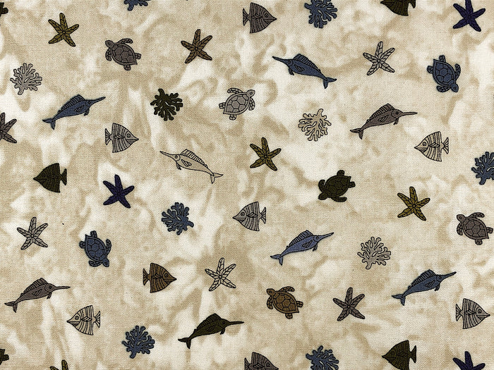 Sea Life Fabric - SL-46