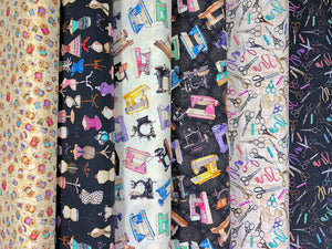 More fabrics from the Tailor Made Collection.
