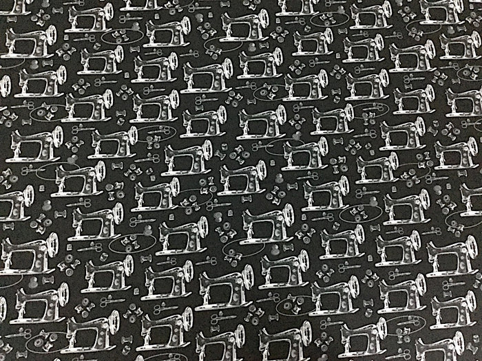 Sewing Machine Fabric - SEW-01