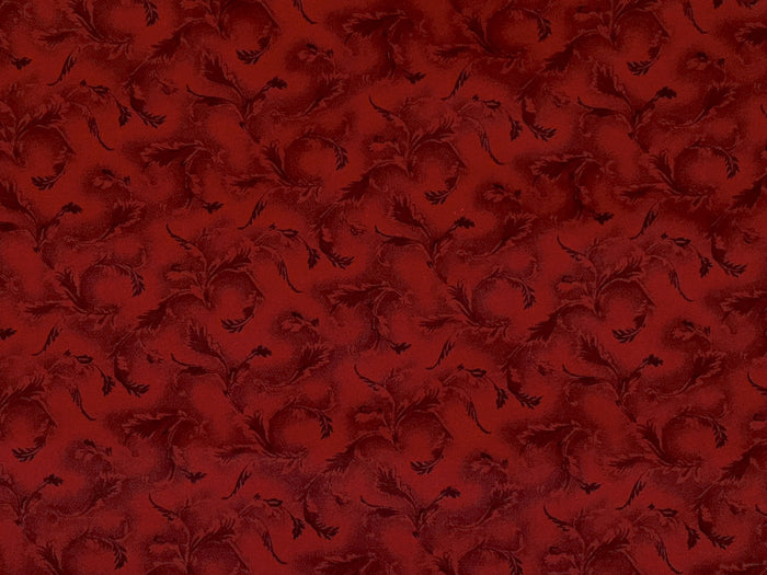 Wide Red Fabric - WIDE-05