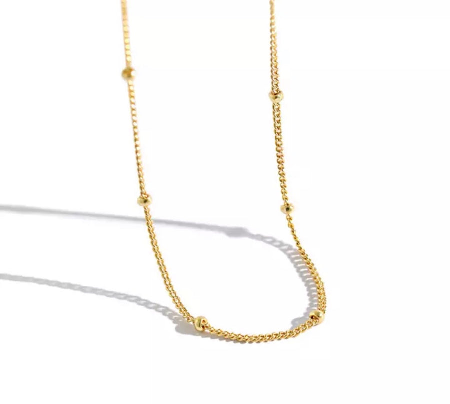 Cerca Necklace