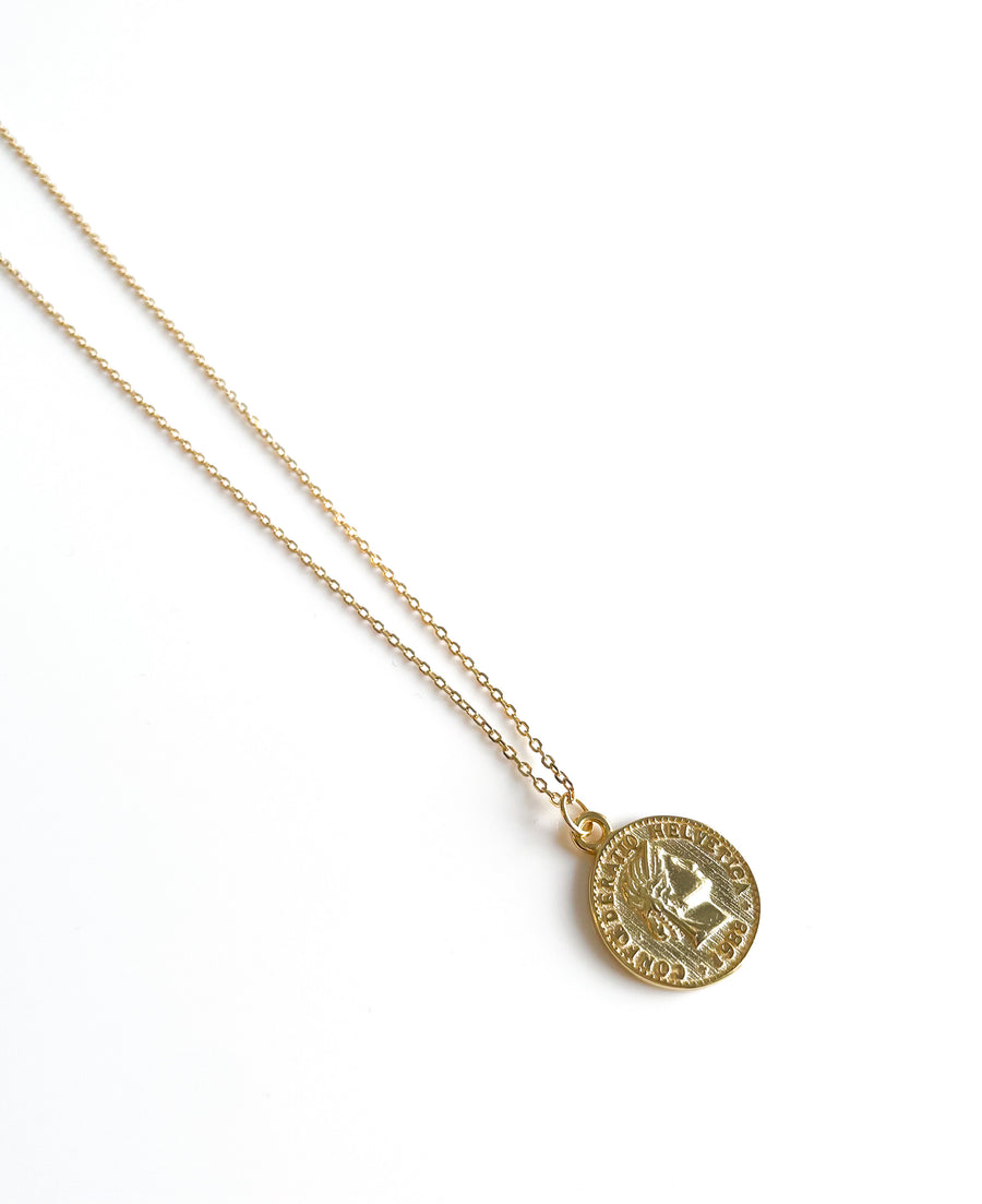 Numerology 5 Necklace