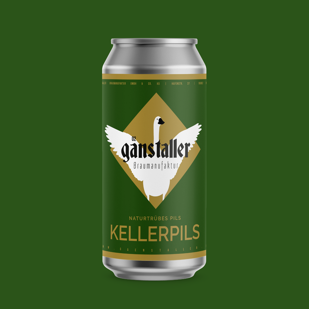 02 KELLERPILS | NATURAL CLOUDY PILS | 440 ml