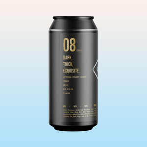 08 ONYX | RUSSIAN IMPERIAL STOUT | 440 ml