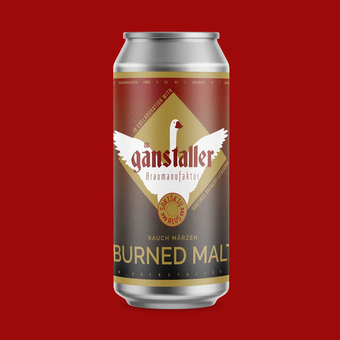 06 BURNED MALT| RAUCH MÄRZEN | 440 ml