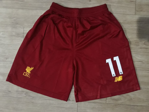 Original Mo Salah Liverpool Premium Home Shorts 2019/20