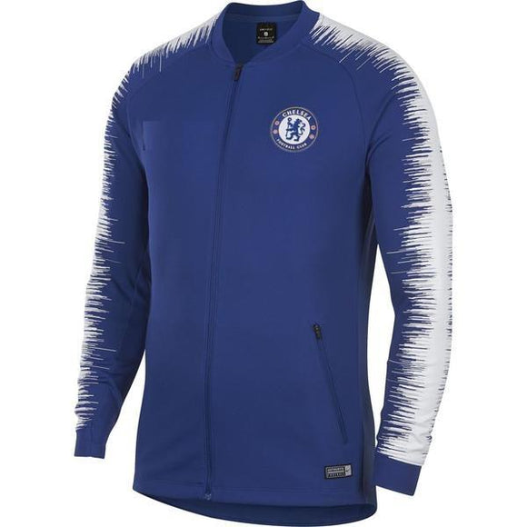 Original Chelsea Premium Zipper Blue& White 2018-19