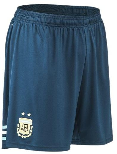 Original Argentina International Premium Home Shorts 2019