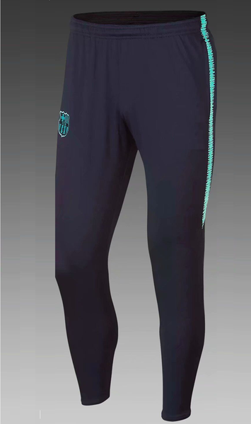 Original Barcelona Navy & Blue Training Trouser