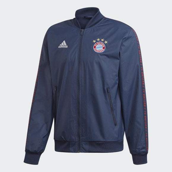 Original Bayern Munich Premium Blue Zipper 2019/20