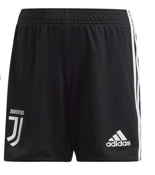 Original Juventus Premium Home Black Shorts 2019/20