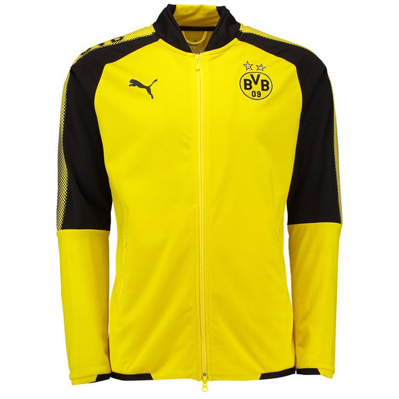 Original Dortmund Premium Yellow Zipper