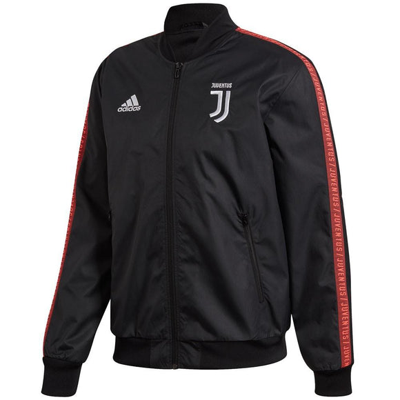 Original Juventus Anthem Zipper Black 2019/20