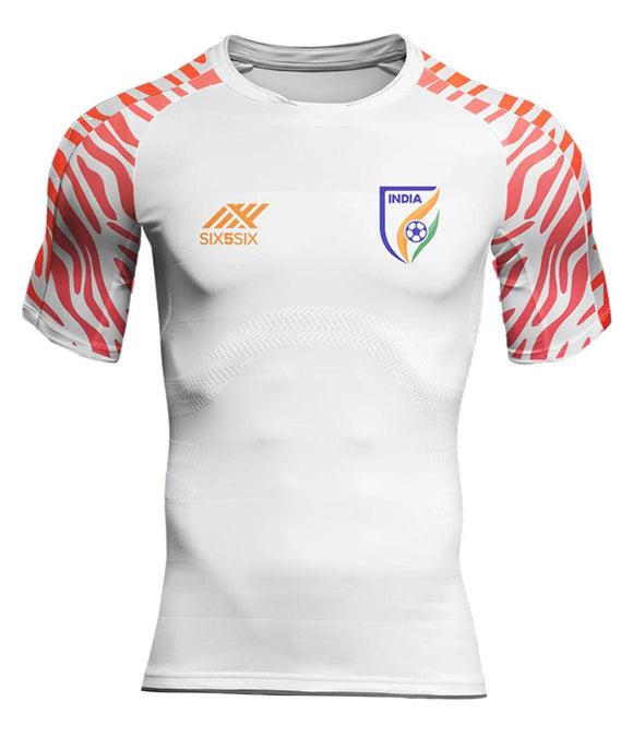Original India International Away White Jersey 2019 [Superior Quality]