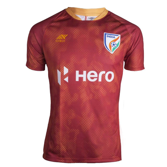 Original India International Training Jersey 2019 [Superior Quality]