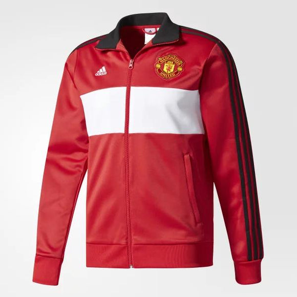 Original Manchester United Premium Home Red and White Jacket
