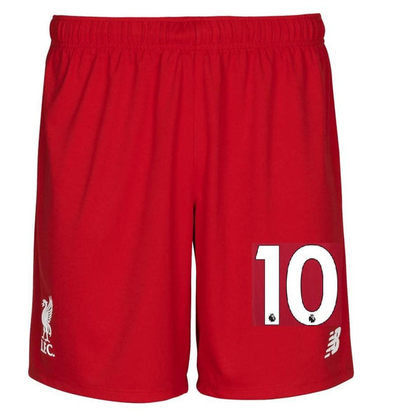 Original Mane' Liverpool Premium Home Shorts 2018-19