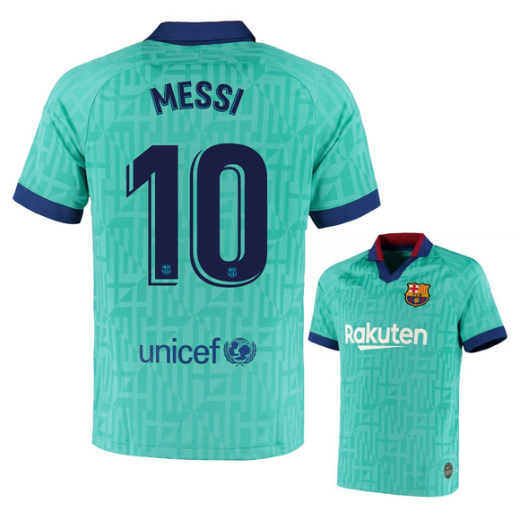 Original Messi Barcelona 3rd Jersey 2019/20 [Superior Quality]