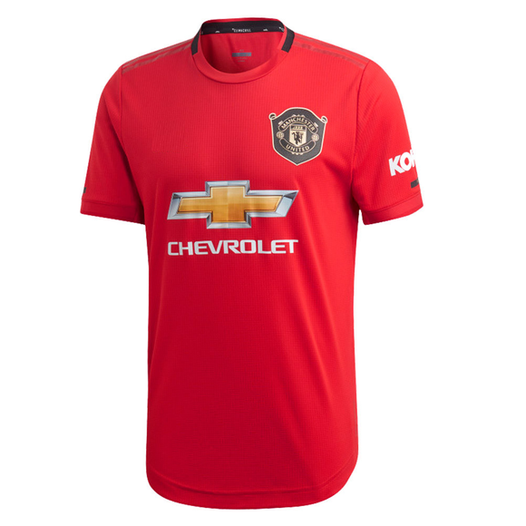 Original Manchester United Home 19/20 [Player's Jersey]