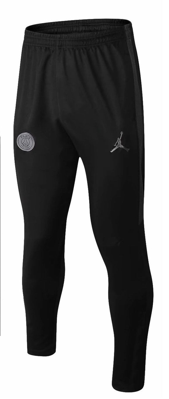 Original PSG Jordan X Black & Grey Training Trouser