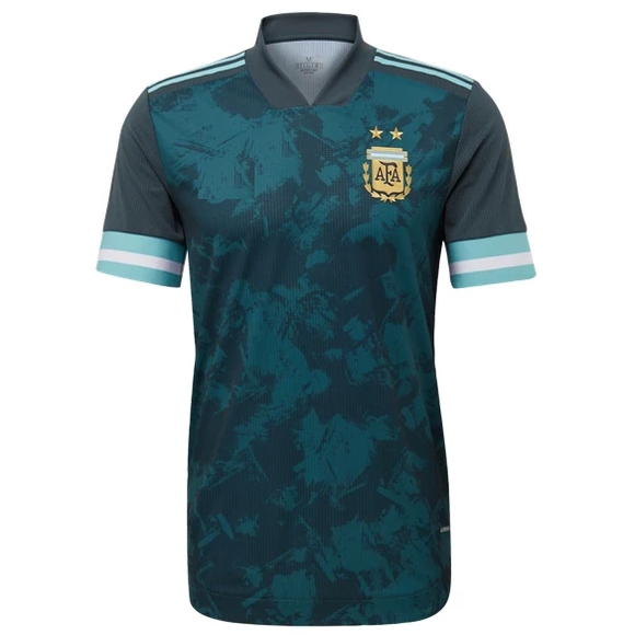 Original Argentina International Away Jersey Copa America 2020/21 [Superior Quality]
