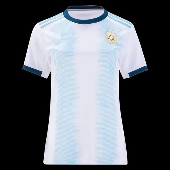 Original Argentina Women's Premium Home Jersey 2019/20 [Superior Quality]