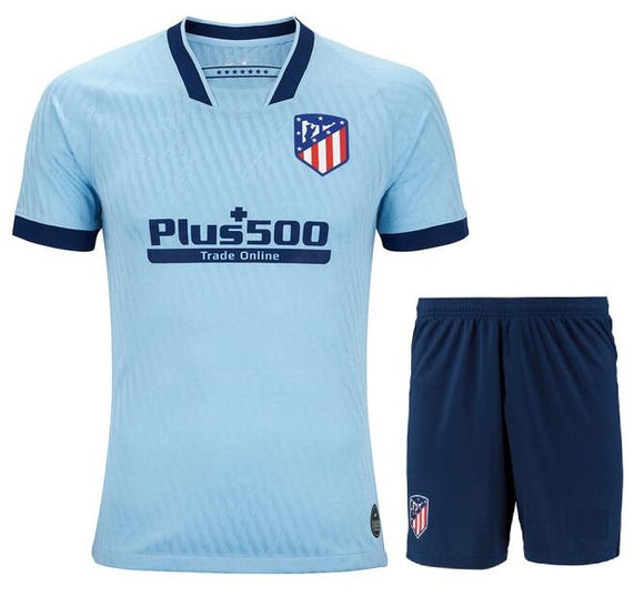 Original Atletico Madrid Premium 3rd Jersey & Shorts [Optional] 2019/20