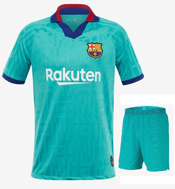Original Barcelona Premium 3rd Jersey & Shorts [Optional] 2019/20