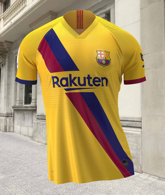 Original Barcelona Away Jersey 2019/20 [Superior Quality]
